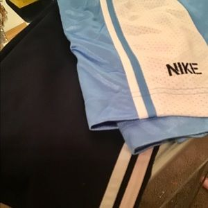Work out pants and shorts Nike two for 20!